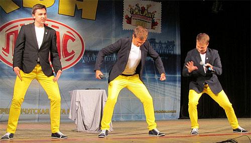 Черниговской лиги КВН-2012