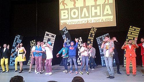 Чемпионы Черниговской лиги КВН